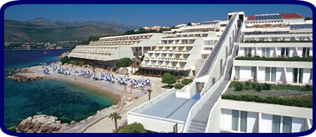 Dubrovnik President Hotel Panorama