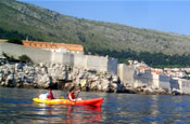 Dubrovnik kayak adventure