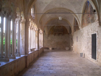 Friars Minor Monastery porch
