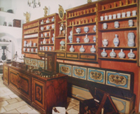 Friars Minor pharmacy in Dubrovnik